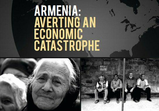 "PFA's ""Armenia: Averting an Economic Catastrophe"" Report"
