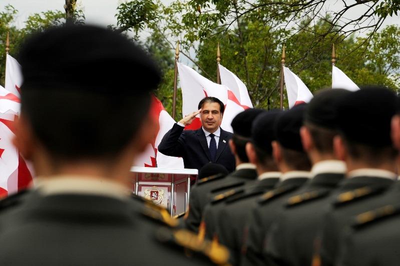 Georgia -- Georgian President Mikheil Saakashvili,  July 2012: Photo of the Day, Photo from the official website: www.president.gov.ge