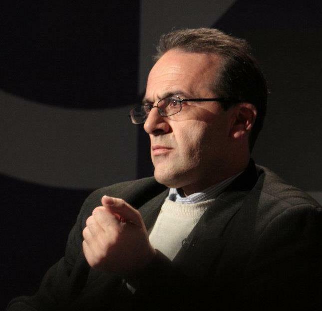 Artur Sakunts, Chairman of Helsinki Citizen's Assmebly Vanadzor Office