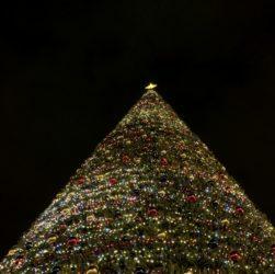 Christmas Tree in Yerevan